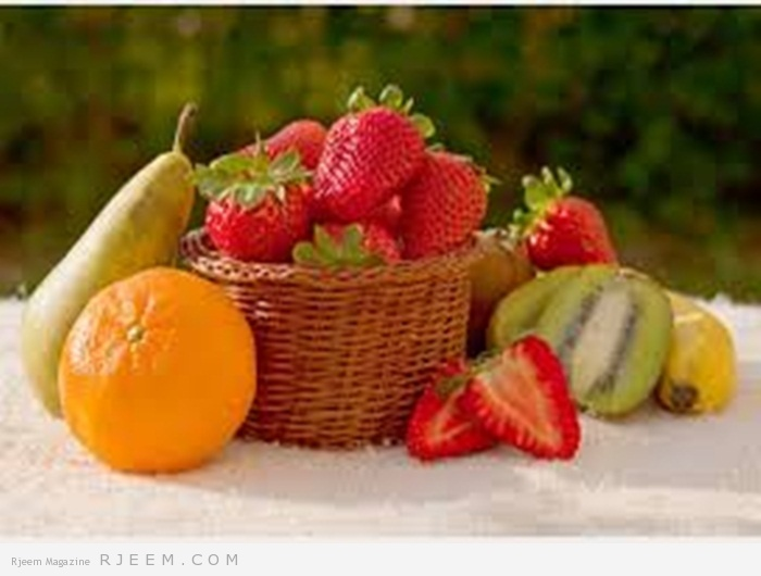 Photo of جمالك مع الفاكهة ثلاث وصفات لانتظار الصيف