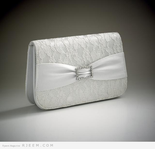 Photo of حقائب رائعة لعروس 2014