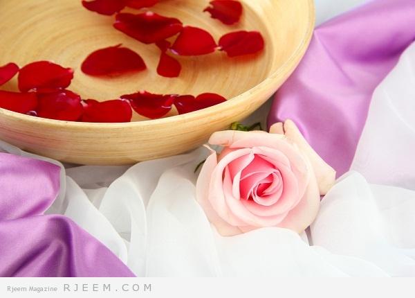 Photo of بشرة جميلة مع الزهور