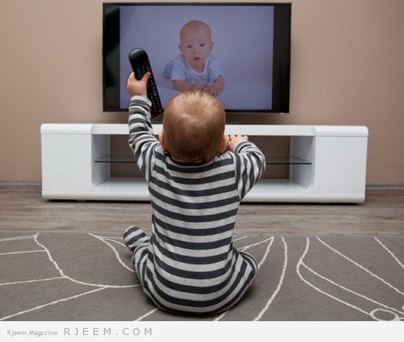 Photo of مشاهدة التلفزيون يجعل الأطفال يعانون من السمنة المفرطة