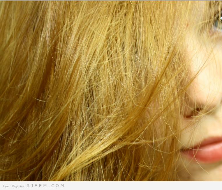Photo of لتجديد اطلالتك طريقة مجربة وسهلة للحصول على شعر اشقر بمكونات طبيعية