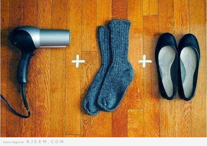 Photo of كيف تجعل الحذاء الضيق على مقاسك ؟ طريقة سهلة