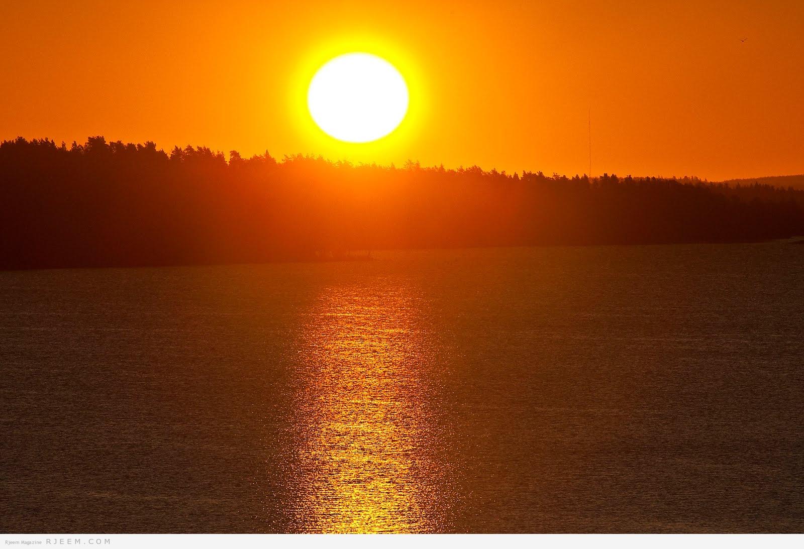 Photo of الشمس تحمي قلبك