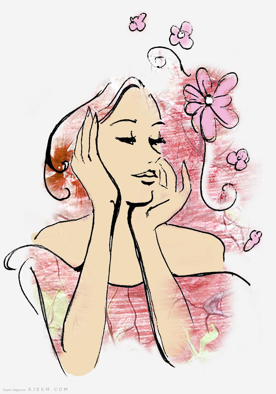 Photo of وصفات للعناية ببشرتكِ مجربة من صنع الزهور