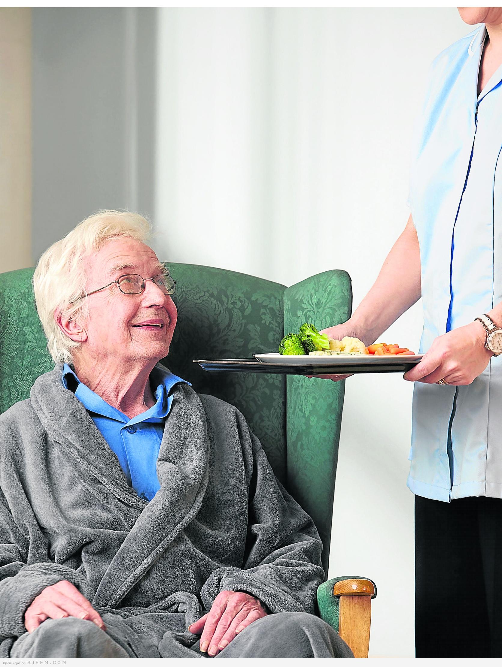 Photo of ملف كامل عن  التغذية السليمة والصحية لكبار السن