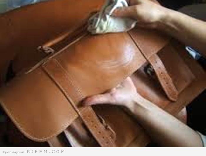 Photo of نصائح للعناية بالمنتجات المصنوعة من الجلد