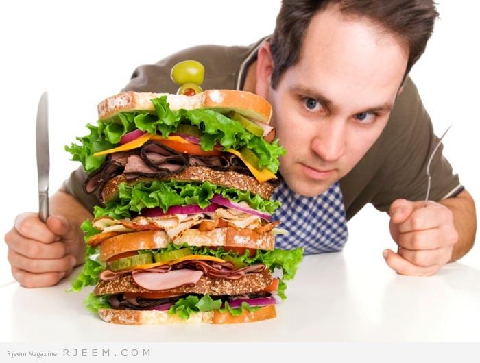 Photo of هل حقا انا جائع ؟