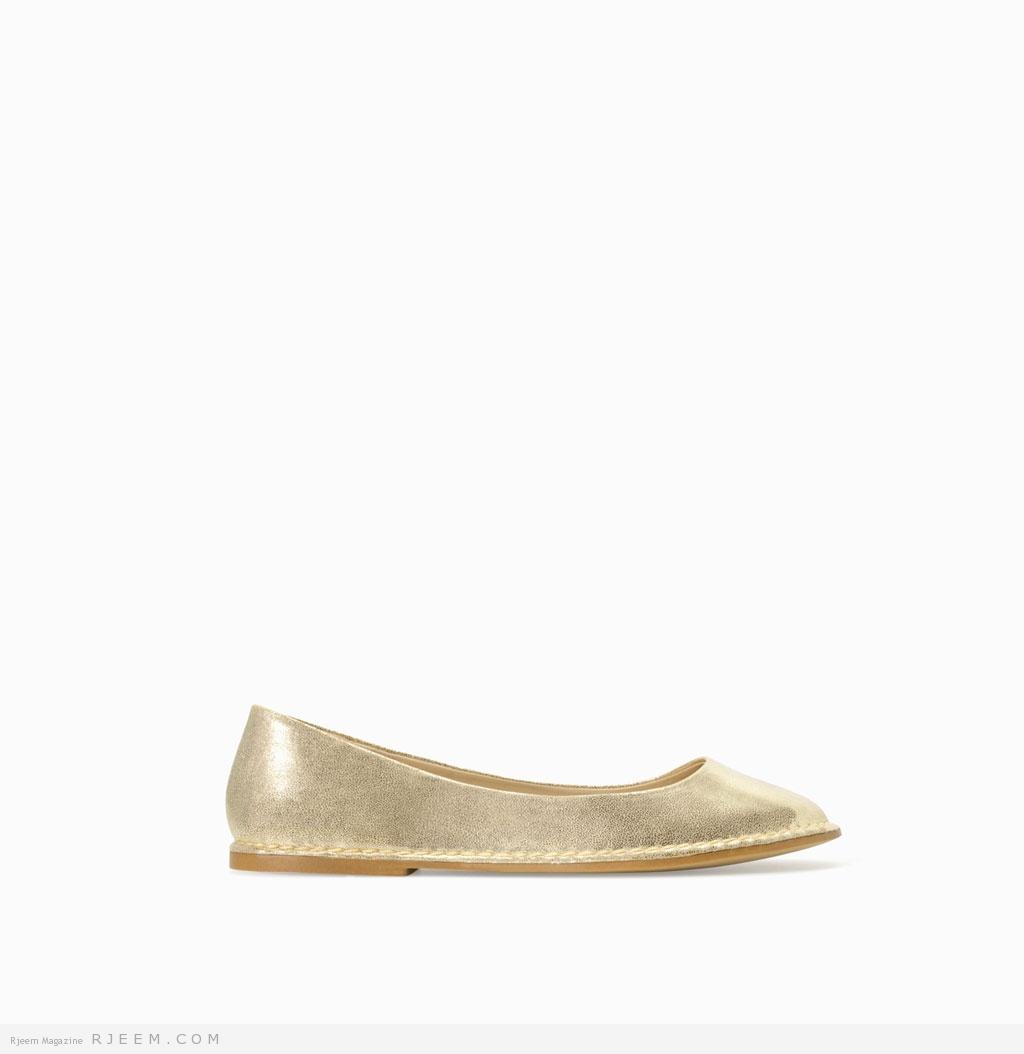 Photo of أحذية بدون كعب صيفية 2014
