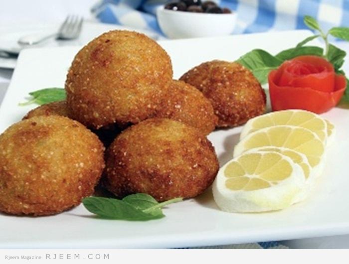 Photo of كبة البطاطا المحشوة باللحم و الجبن