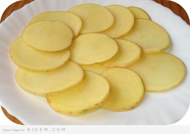 Photo of ماسك  البطاطا لبشرة براقة و جميلة