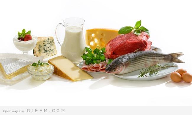 Photo of لماذا يجب أن نتناول البروتين