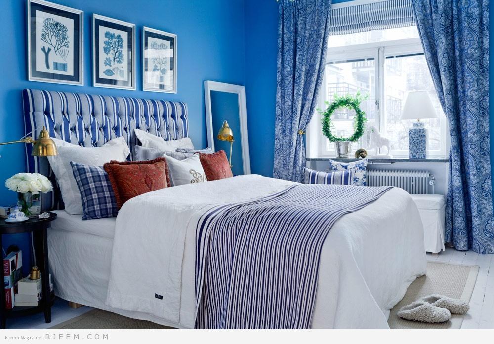 Photo of ديكورات غرف نوم بألوان صيفية 2014