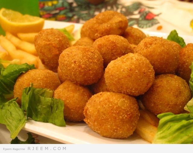 Photo of كرات البطاط بالجبن