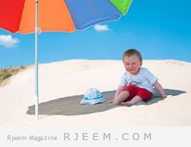 5 علاجات طبيعية لحروق الشمس
