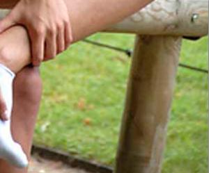 علاج طبيعي ضد الالتواءات والتورمات