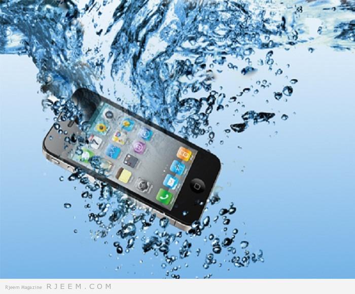 Photo of ماذا تفعل عندما يسقط هاتفك المحمول في الماء؟