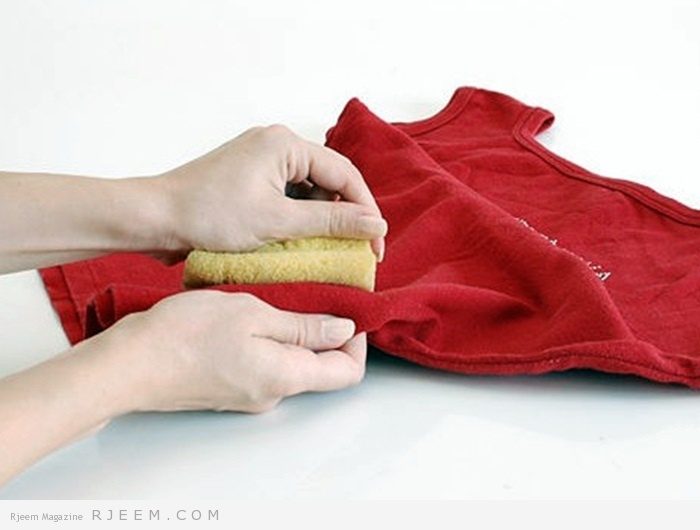 Photo of الحلول المثلى للقضاء على بقع الملابس المختلفة