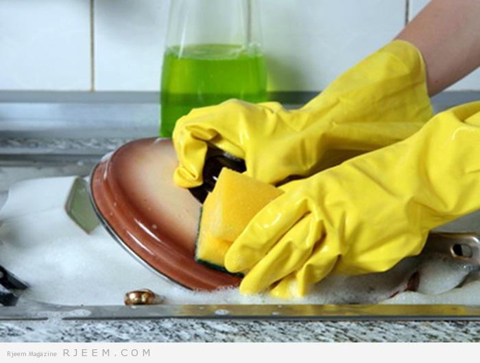 Photo of احصلي على نظافة فائقة بسائل التنظيف المنزلي