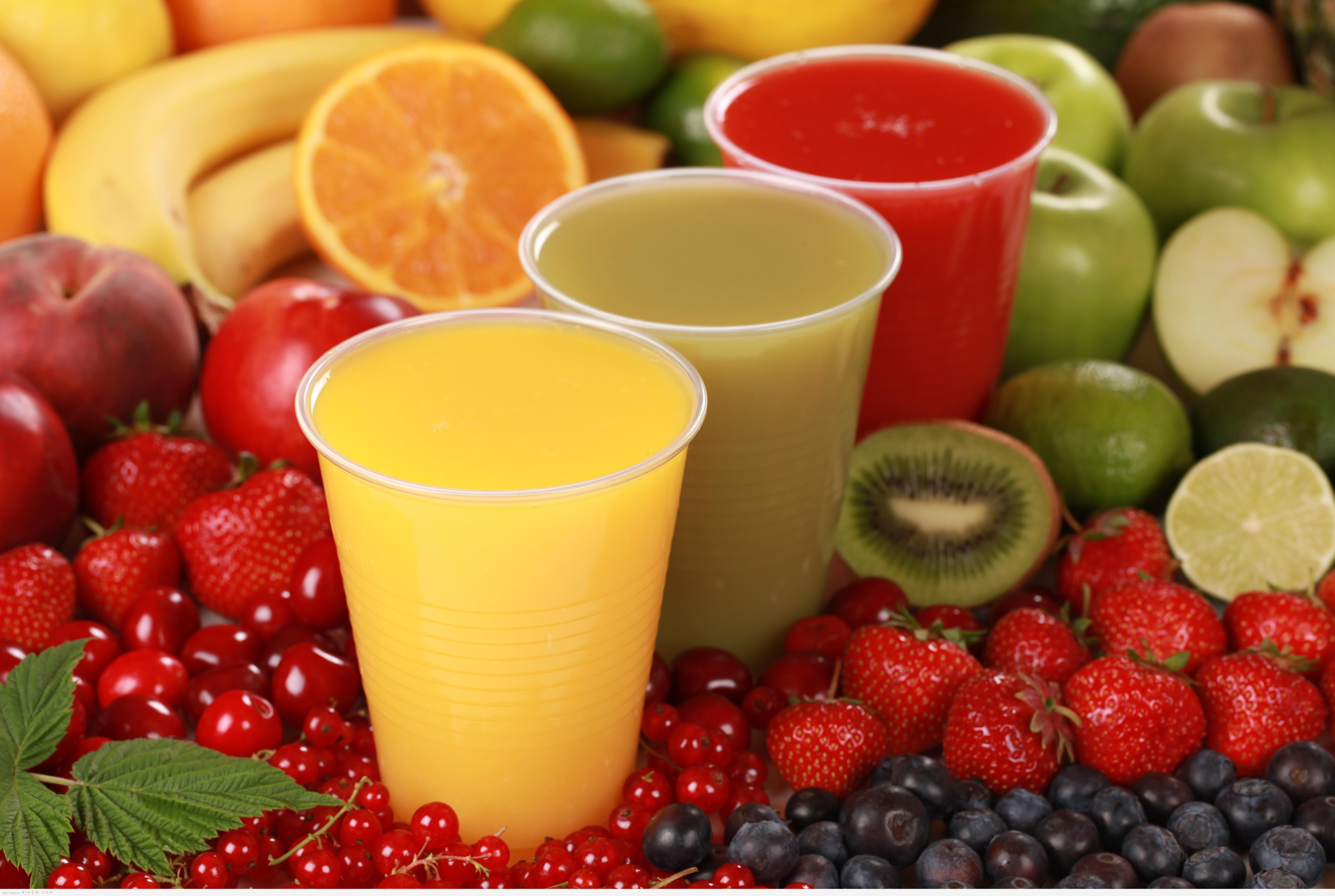 Photo of العصير بعناصر غذائية جديدة