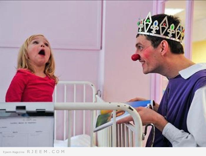 Photo of العلاج بالضحك