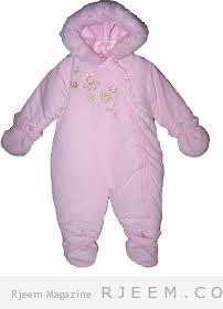 نصائح لاختيار ملابس حديثي الولادة