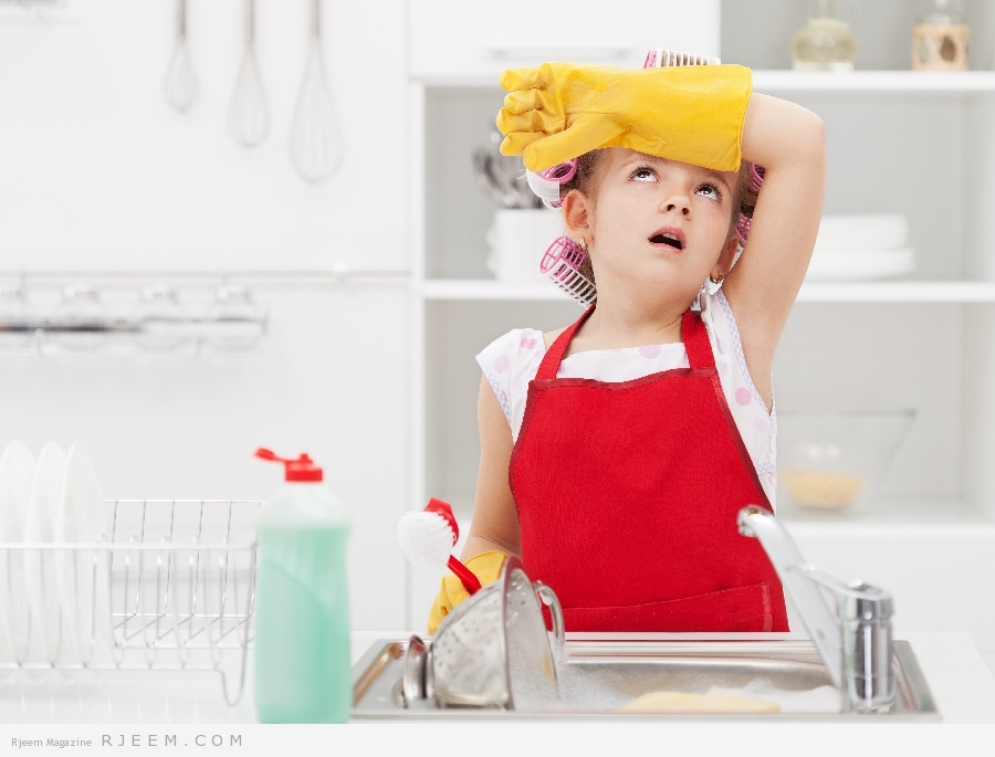 Photo of 4 حلول لأعمال منزلية ممتعة