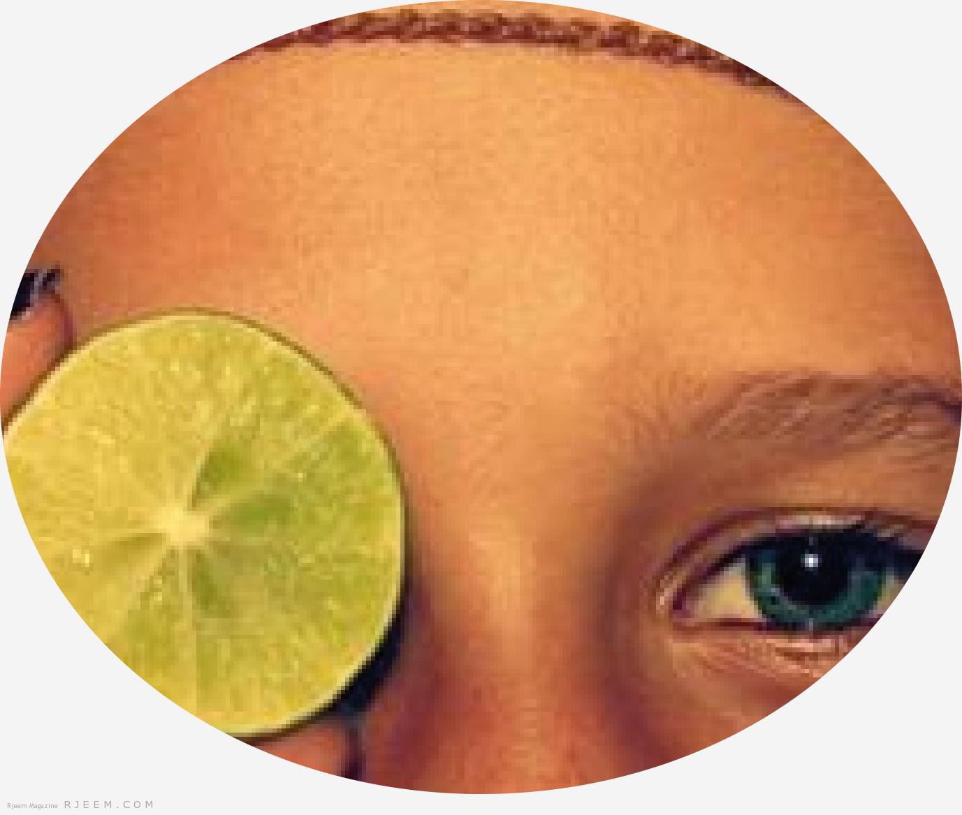 Photo of ماسك الليمون للتخلص من حب الشباب و الخلايا الميتة