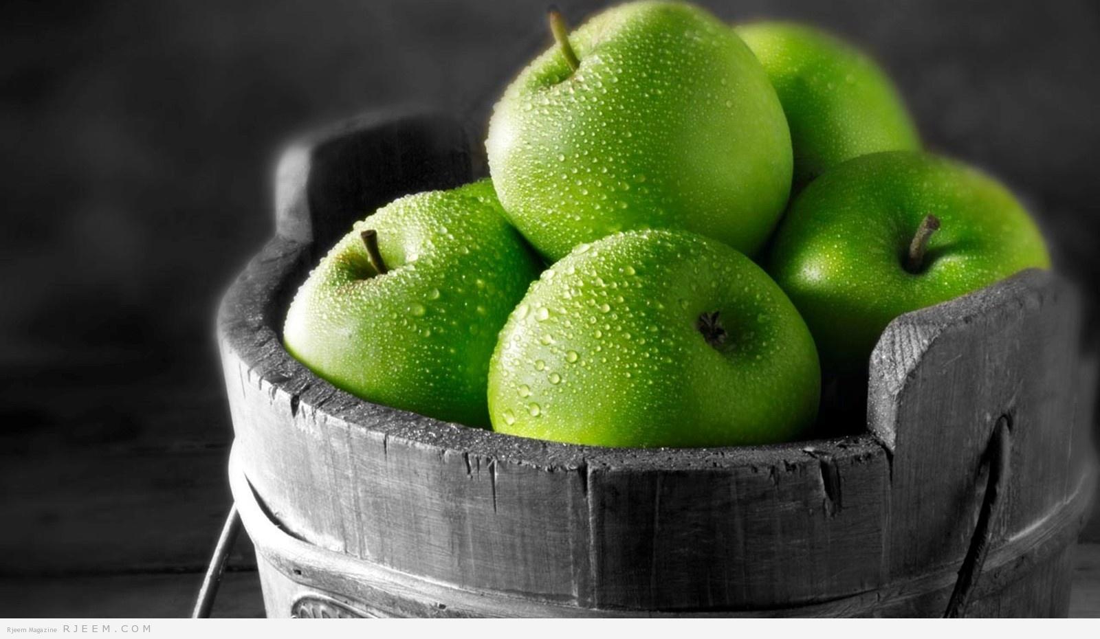 Photo of رجيم التفاح الاخضر يفقدك 5 كيلو في اسبوع
