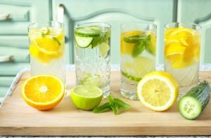 مشروبات طبيعية لبطن مشدود