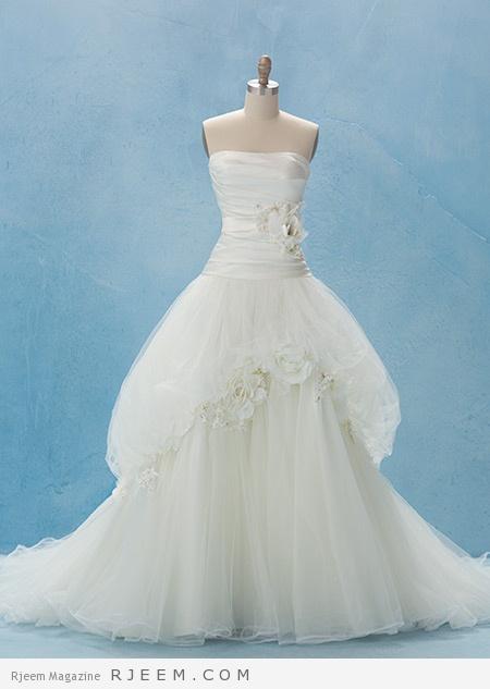 Photo of فساتين زفاف لعروس لهذا العام