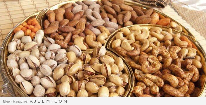 Photo of حلويات العيد بالمكسرات و الشوكولا
