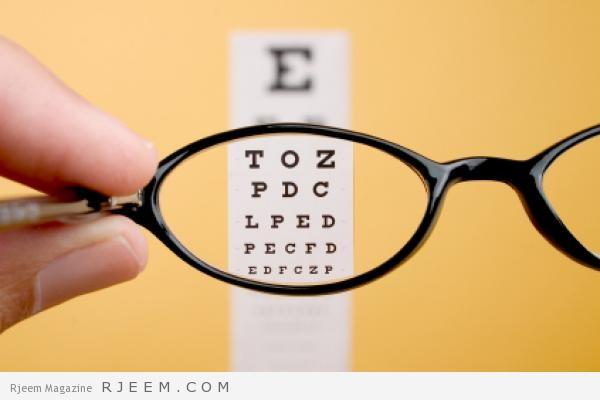 Photo of إليك 7 طرق طبيعية لتقوية النظر : البصر