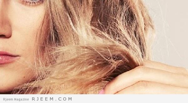 Photo of 5 خلطات للتخلص من تقصف الشعر-خلطات مجربة و فعالة للتقوية الشعر و لمعانه