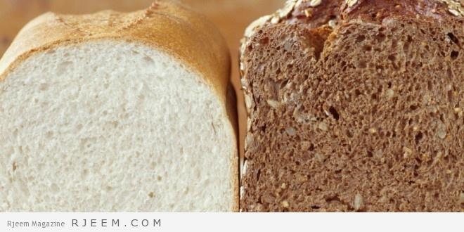 Photo of الخبز الابيض و الاسمر