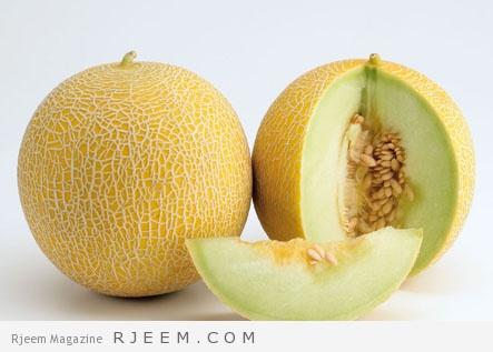 Photo of فوائد البطيخ الاصفر