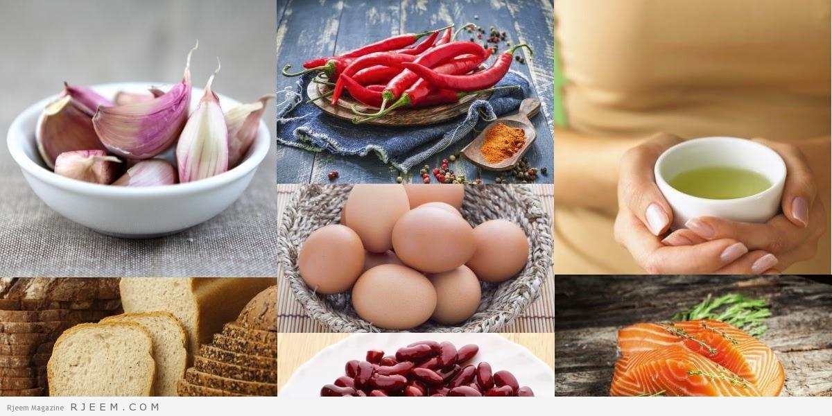 Photo of افضل اطعمة زيادة نسبة الحرق-أكثر من 10 اغذية تساعد على حرق الدهون