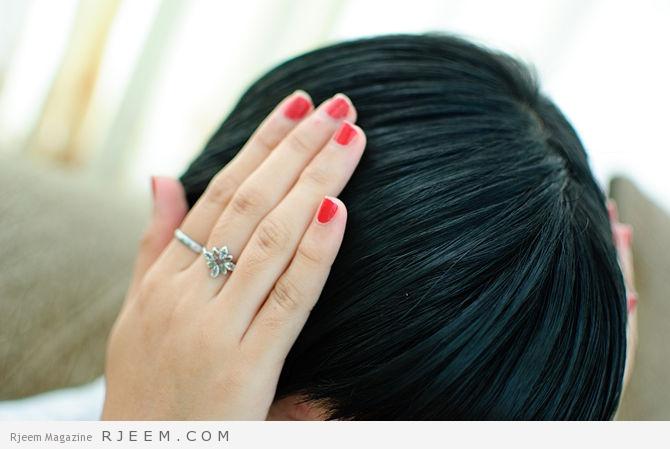Photo of تنعيم الشعر الجاف الخشن في 15 دقيقة