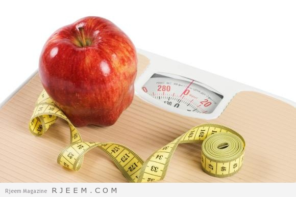وسائل فعالة لانقاص الوزن - تخلص من الدهون الزائدة بهذه الطرق