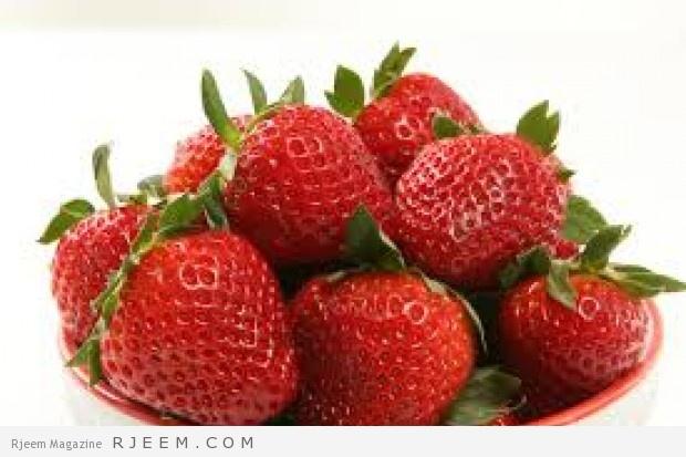 Photo of الفراولة – فوائد الفراولة للصحة و الجمال و التخسيس