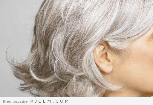 Photo of اغذية تكافح ظهور الشعر الأبيض