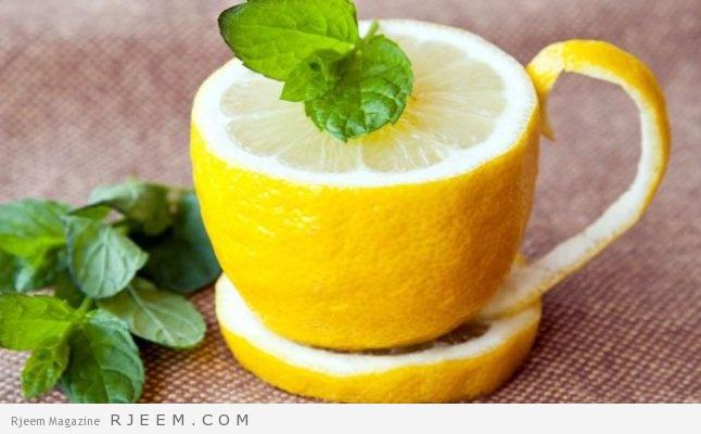 Photo of الليمون للتخلص من الكرش