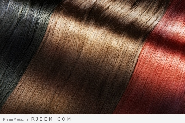 fd882aa46 تنعيم الشعر المصبوغ - مجلة رجيم