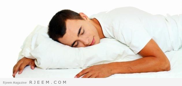 Photo of مخاطر كبيرة للنوم على البطن