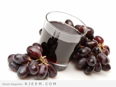 Photo of فوائد عصير العنب الطبيعي