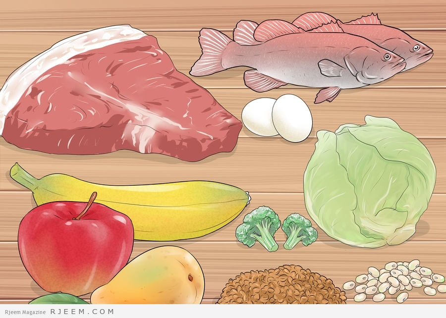 Photo of اكثر من 5 اغذية تقضي على دهون البطن