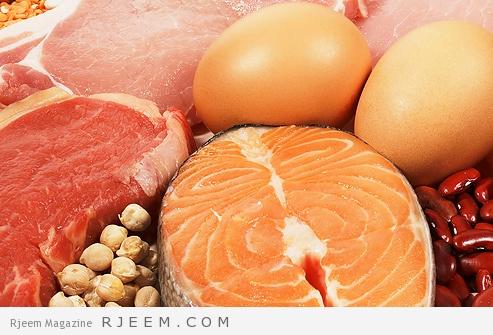 Photo of رجيم البروتين