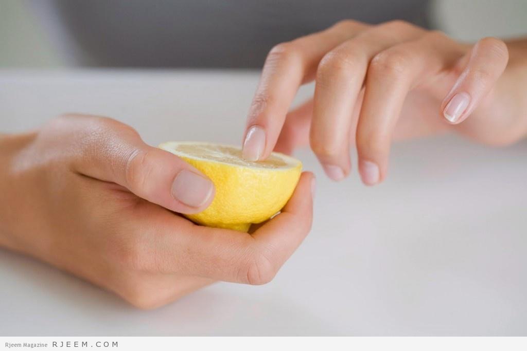 20 وصفة طبيعية لعلاج اصفرار الاظافر