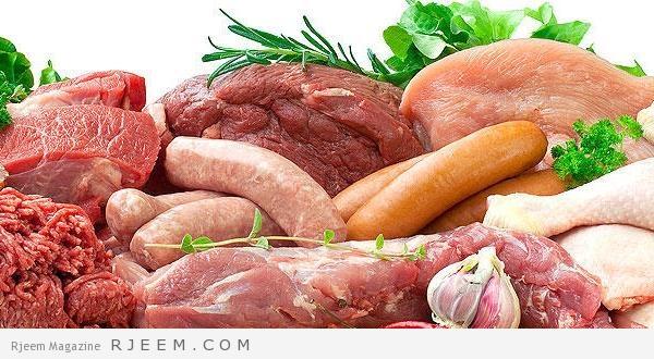 Photo of اضرار اللحوم