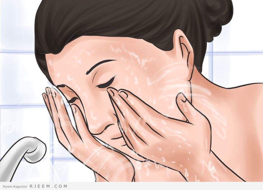 Photo of نصائح لتنظيف الوجه