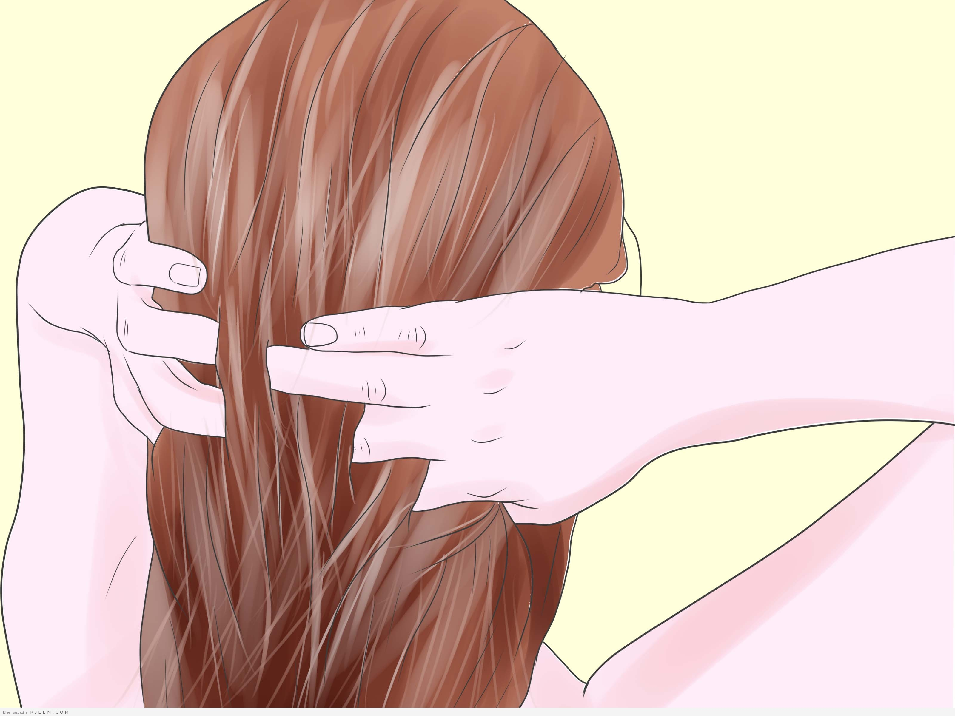 Photo of 8 وصفات طبيعية لتقوية الشعر الخفيف